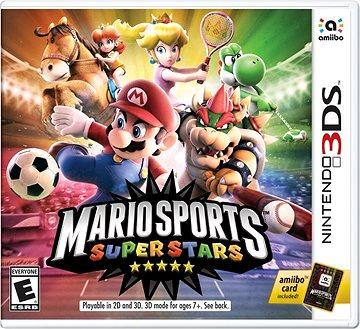 3DS Mario Superstars + amiibo card (1pc)