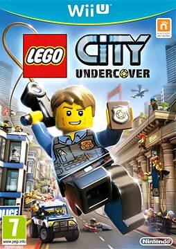 Nintendo Wii U - Lego City: Undercover