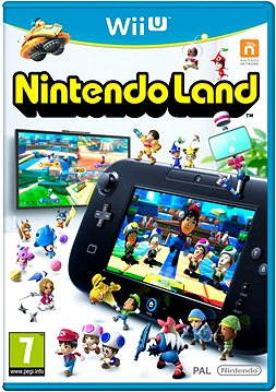 Nintendo Wii U - Nintendo Land