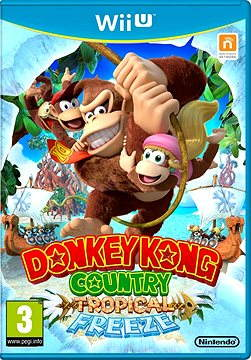 Nintendo Wii U - Donkey Kong Country: Tropical Freeze Select