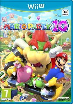 Nintendo Wii U - Mario Party 10