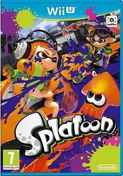 Nintendo Wii U - Splatoon