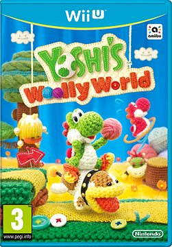 Nintendo Wii U - Yoshi's Woolly World