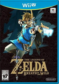 Nintendo Wii U - The Legend of Zelda WiiU