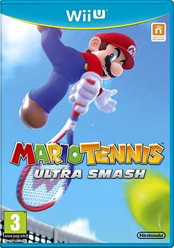 Nintendo Wii U - Mario Tennis: Ultra Smash