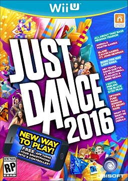 Nintendo Wii U - Just Dance 2016