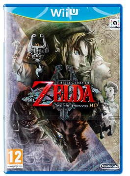 Nintendo Wii U - The Legend of Zelda WIIU: Twilight Princess HD