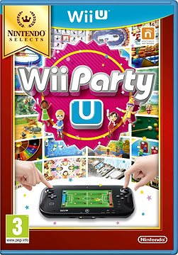 Nintendo Wii U - Wii Party U selects