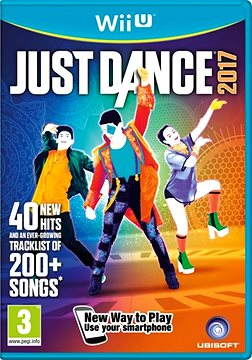 Just Dance Unlimited 2017 - Nintendo Wii U