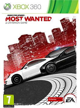 Xbox 360 - Need for Speed: Most Wanted (2012)