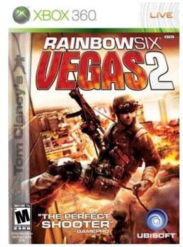 Xbox 360 - Tom Clancys Rainbow Six Vegas 2