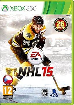Xbox 360 - NHL 15 CZ