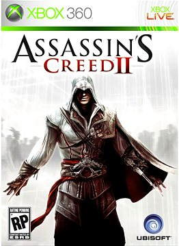 Xbox 360 - Assassins Creed II (Game Of The Year)