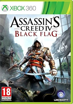 Xbox 360 - Assassin's Creed IV: Black Flag CZ