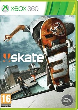 Game for Xbox 360 - Skate 3