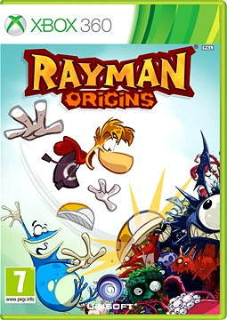 Xbox 360 - Rayman Origins