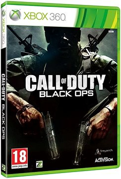 Xbox 360 - Call of Duty: Black Ops