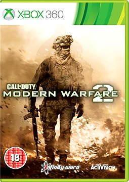 Xbox 360 - Call of Duty: Modern Warfare 2