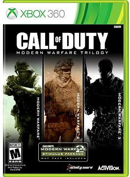 Call of Duty: Modern Warfare Trilogy - Xbox 360