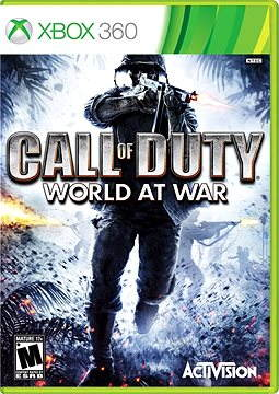 Call Of Duty 5: World at War - Xbox 360