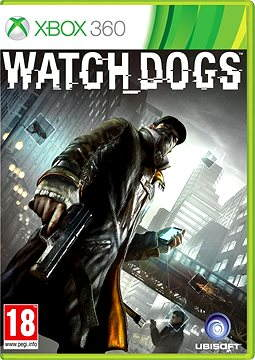 Watch Dogs CZ - Xbox 360
