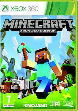 Xbox 360 - Minecraft (Xbox Ausgabe)