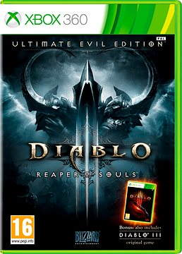 Xbox 360 - Diablo III: Ultimate Edition Evil