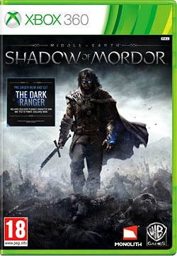 Xbox 360- Middle Earth: Shadow Of Mordor