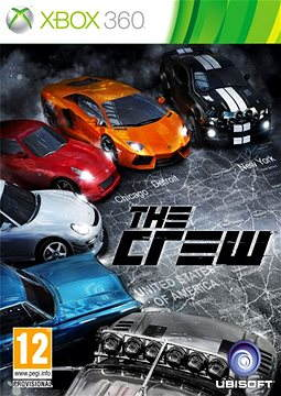 Xbox 360 - The Crew