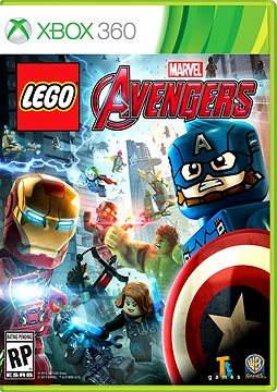 Xbox 360 - LEGO Marvel Avengers
