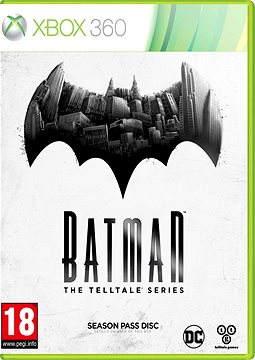 Telltale - Batman Game - Xbox 360
