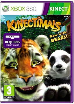 Kinectimals - C2C- Xbox 360