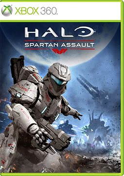 Halo: Spartan Assault - C2C- Xbox 360