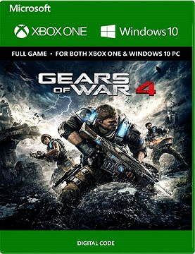 Gears of War 4: Standard Edition - (Play Anywhere)