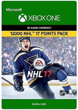 NHL 17 Ultimate Team NHL Points 12000
