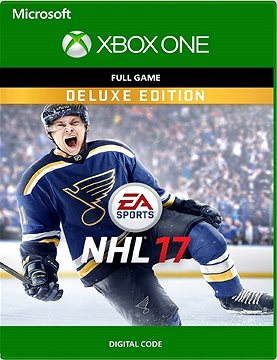 NHL 17: Deluxe Edition