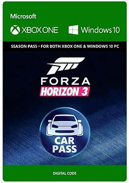 Forza Horizon 3 Car Pass - (Play Anywhere)
