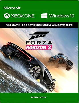 Forza Horizon 3 Standard Edition - (Play Anywhere)