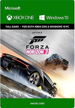 Forza Horizon 3 Deluxe Edition - (Play Anywhere)