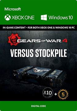 Gears of War 4: Versus Booster Stockpile - (Play Anywhere)