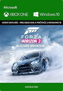 Forza Horizon 3: Blizzard Mountain - (Play Anywhere)