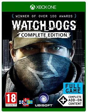 Xbox One - Watch Dogs Complete Edition GB