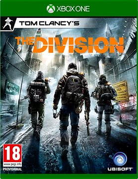 Tom Clancy´s The Division CZ - Xbox One