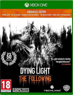 Dying Light The Following: Enhanced Edition - Xbox One