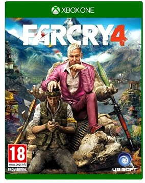 Xbox One - Far Cry 4 GB