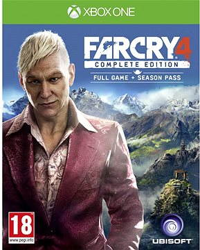 Xbox One - Far Cry 4 GB Complete