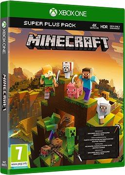 Minecraft Super Plus Pack - Xbox One