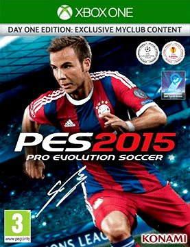 Xbox One - Pro Evolution Soccer 2015 (PES 2015)