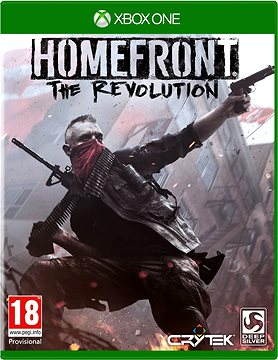 Homefront: Die Revolution D1 Edition - Xbox One