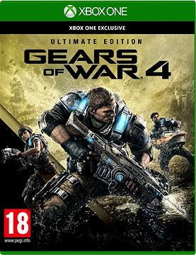 Gears of War Ultimative Edition 4 - Xbox One